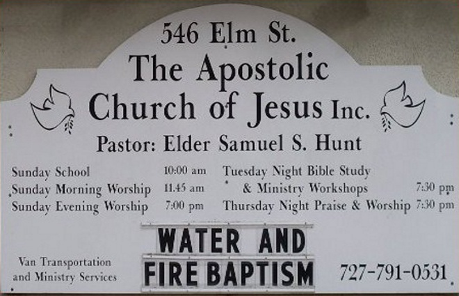 Apostolic Church of Jesus