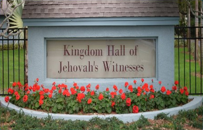 Kingdom Hall of Jehovahs Witnesses