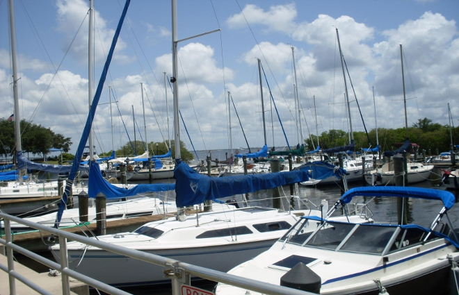 Safety Harbor City Marina