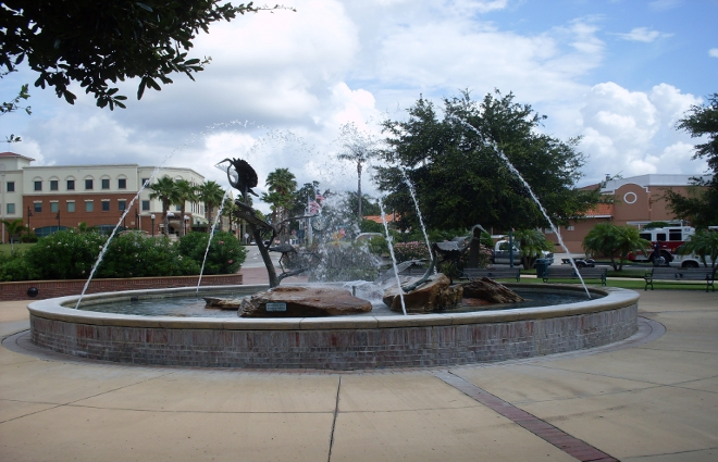 Safety Harbor Fountain