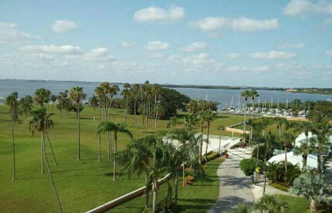 Safety Harbor resort