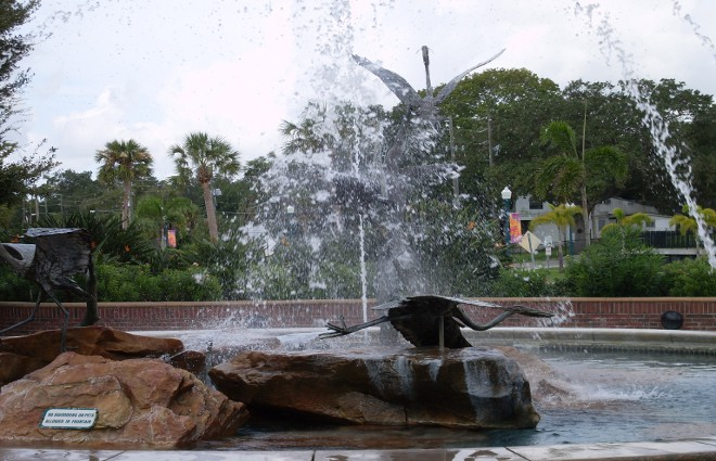 Safety Habor Fountain