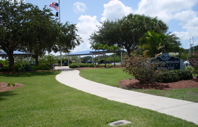 Safety Harbor Veterans Memorial Plaza