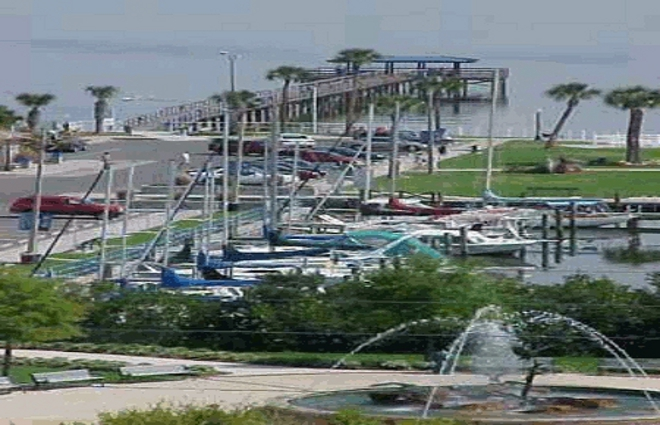 Safety Harbor Marina Park