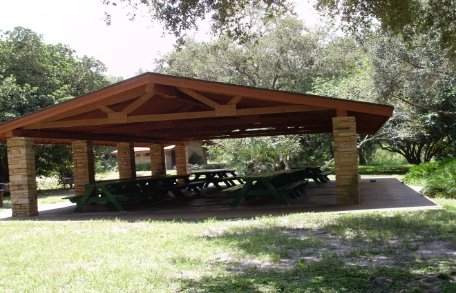 Small Park Shelters : Philippe park picnic shelters safety harbor fl see